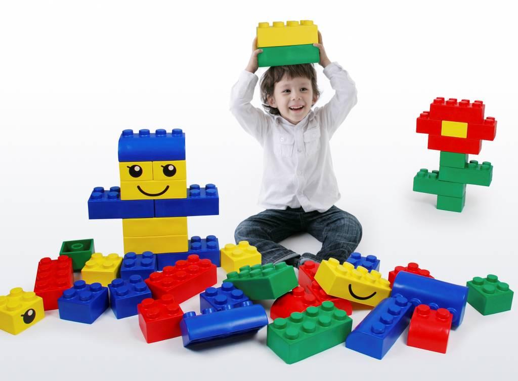 Big Block Lego